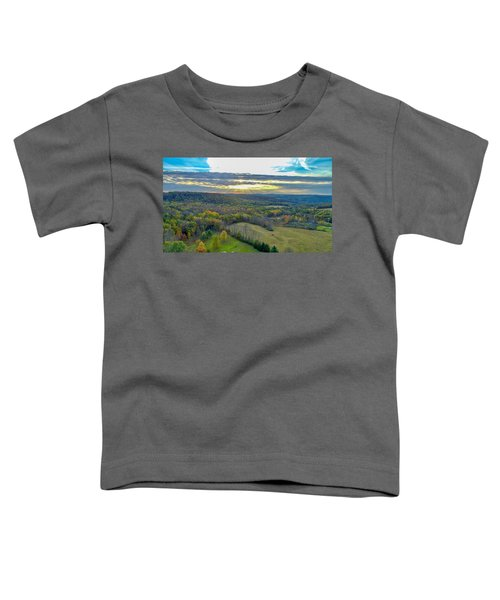Fall Vibes  Toddler T-Shirt