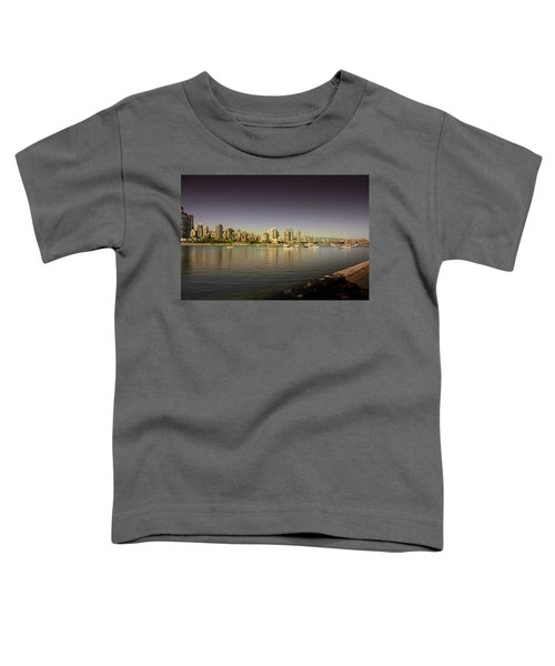False Creek Golden Hour Toddler T-Shirt