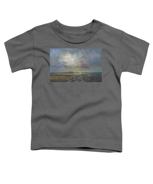 Farm In Spring Toddler T-Shirt