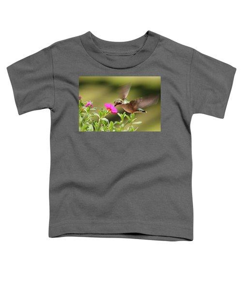 Feeding Time Toddler T-Shirt