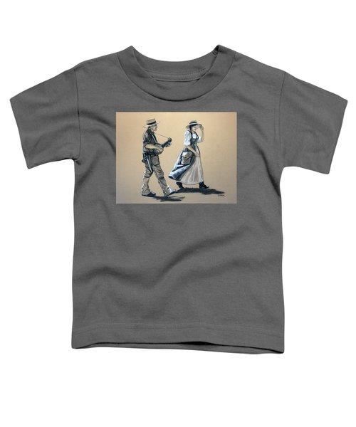 Fiddler's Daughter Toddler T-Shirt