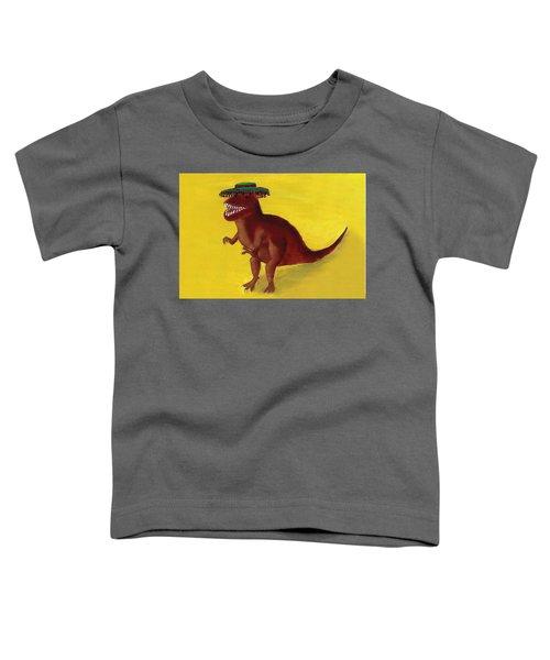 Fies-t-rex Toddler T-Shirt