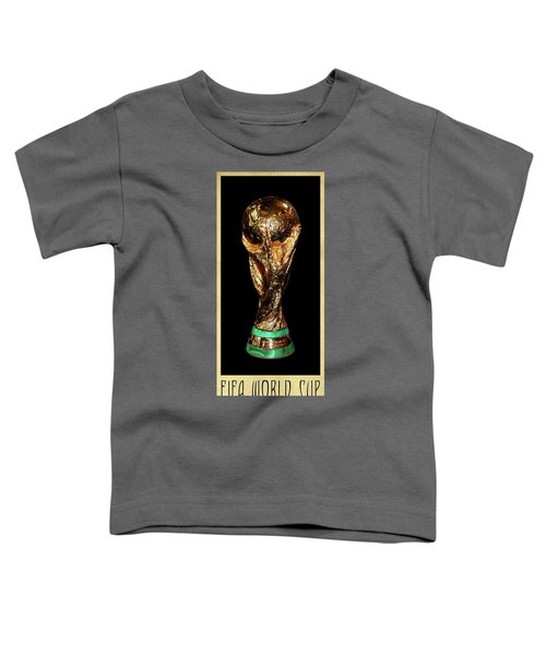 Fifa World Cup Trophy Toddler T-Shirt