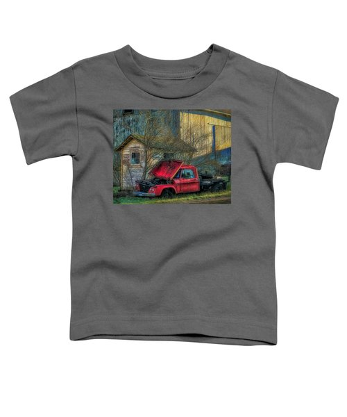 Final Resting Place Toddler T-Shirt