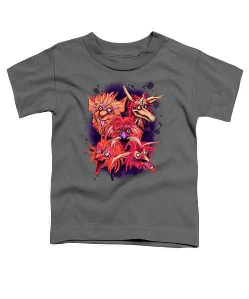 Fire Gang Toddler T-Shirt