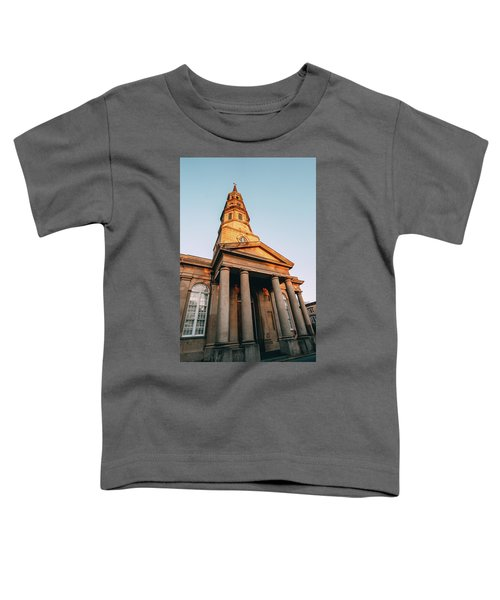 Firm Foundation Toddler T-Shirt