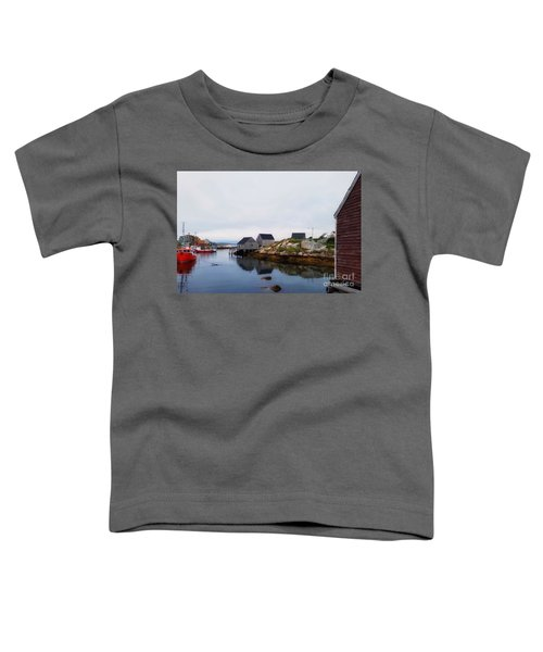 Fish Shacks  Toddler T-Shirt