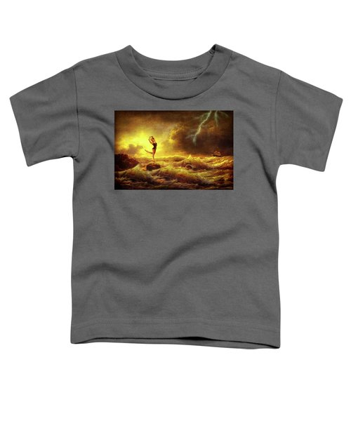 Flirting With Disaster Toddler T-Shirt