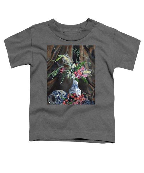 Floral Arrangement Toddler T-Shirt