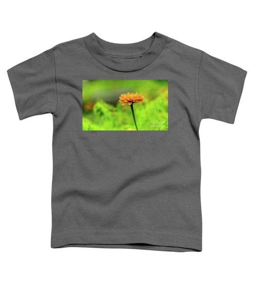 Flower Toddler T-Shirt
