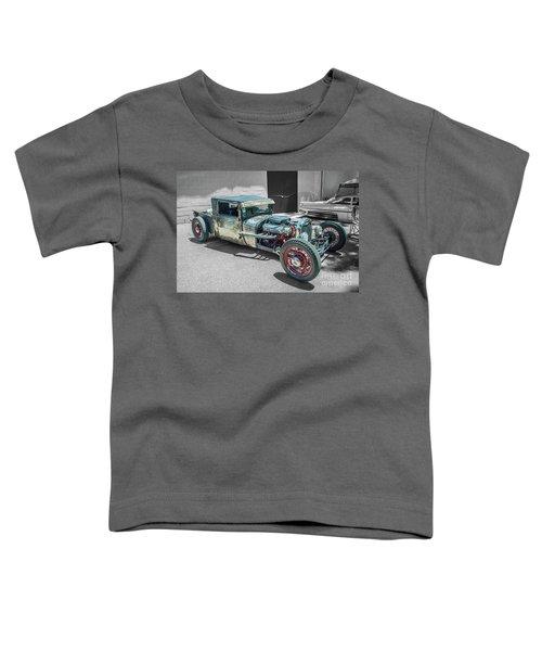 Ford Rat Rod Toddler T-Shirt
