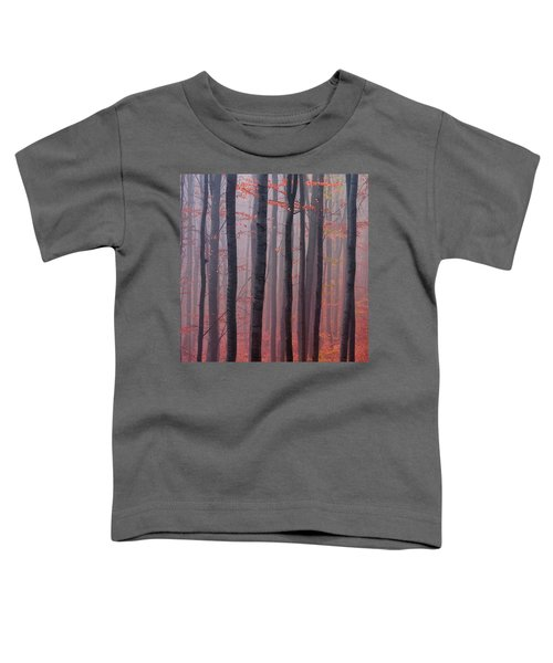 Forest Barcode Toddler T-Shirt