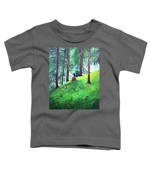 Forest Through The Trees Toddler T-Shirt