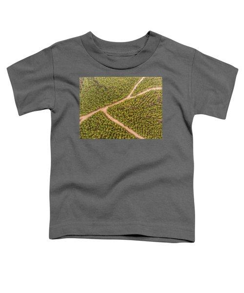Fork Toddler T-Shirt