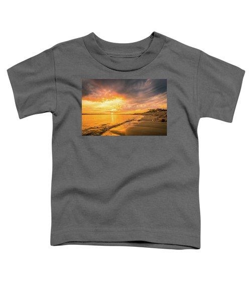 Fort Foster Sunset Watchers Club Toddler T-Shirt
