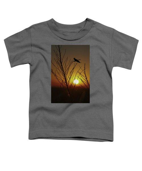 Fowl Morning Toddler T-Shirt