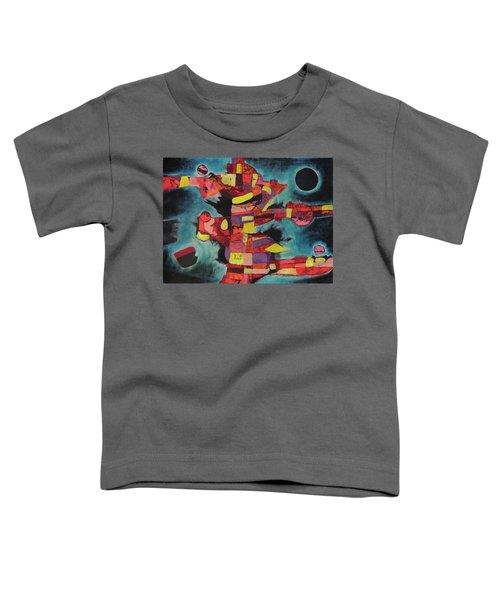 Fractured Fire Toddler T-Shirt