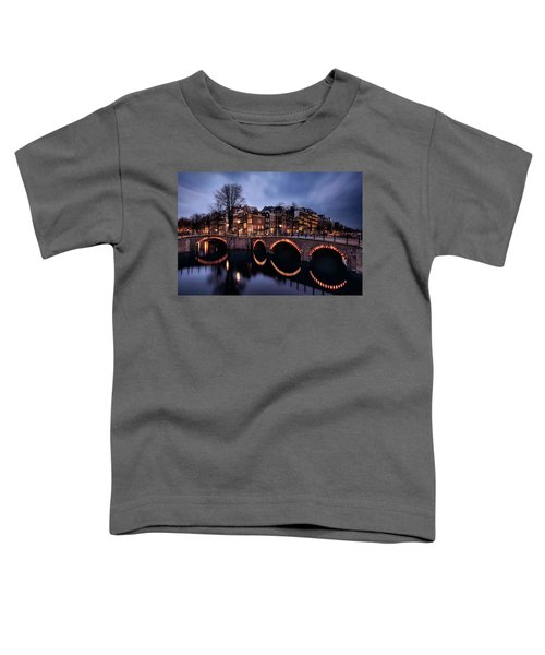 Freedom City Toddler T-Shirt