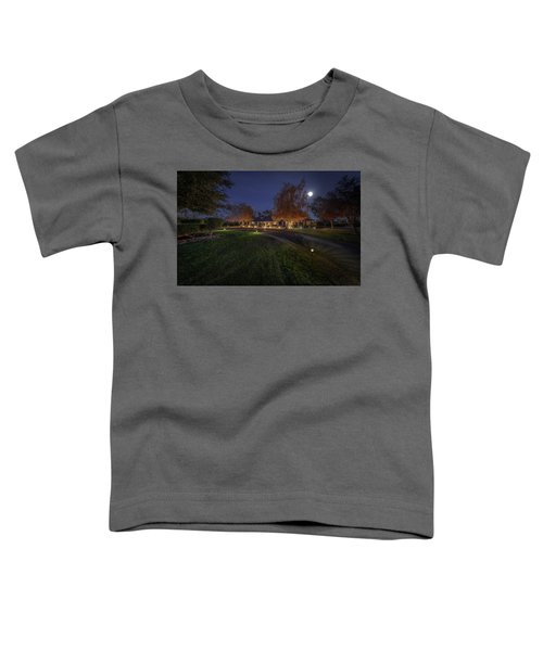 Front Toddler T-Shirt
