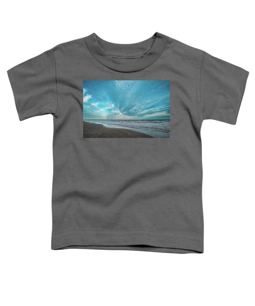 Galveston Island First Light Toddler T-Shirt