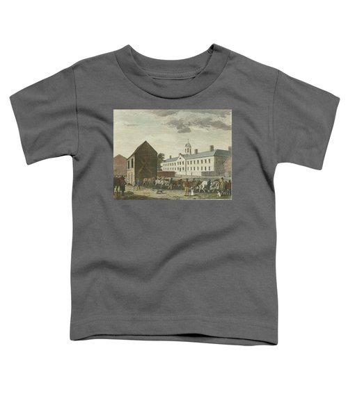 Gaol In Walnut Street Toddler T-Shirt