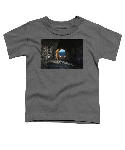 Gate At Kalemegdan Fortress, Belgrade Toddler T-Shirt