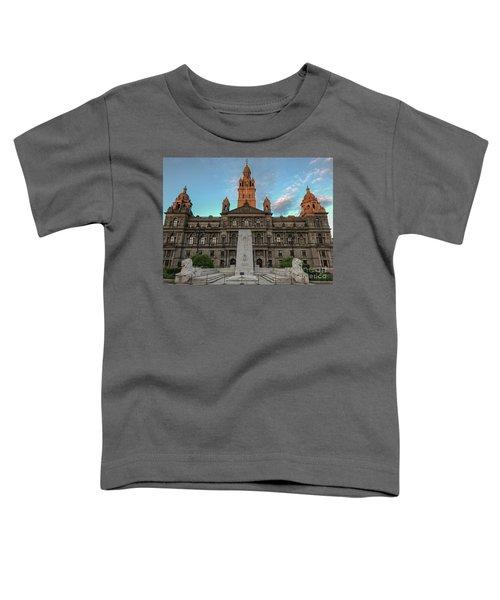 Glasgow Cenotaph Toddler T-Shirt