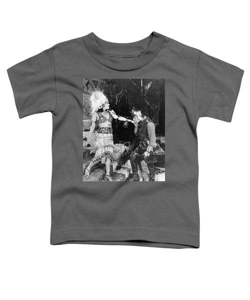 Gloria Swanson Antonio Moreno My American Wife 1922 Toddler T-Shirt