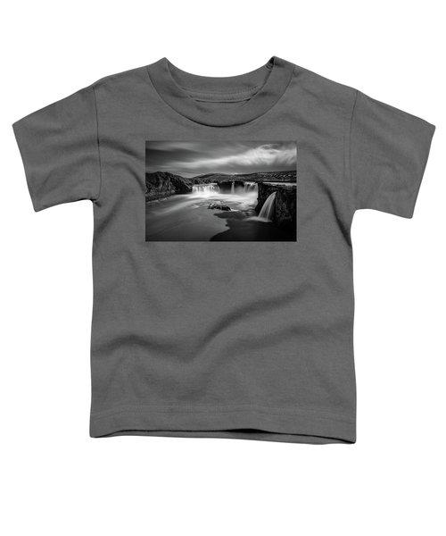 Godafoss Toddler T-Shirt