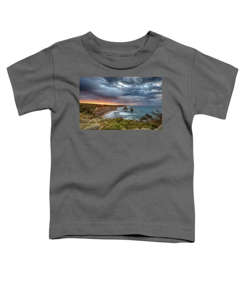 Toddler T-Shirt featuring the photograph Gog And Magog by Chris Cousins