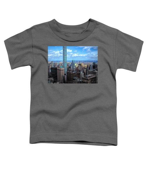 Going Out Of Sight Toddler T-Shirt