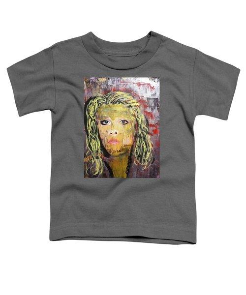 Gold Dust Woman Toddler T-Shirt