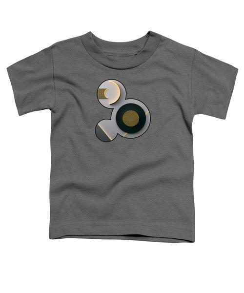 Gold Ice Toddler T-Shirt