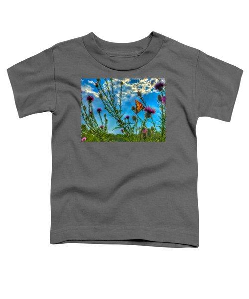 Golden Wings Toddler T-Shirt