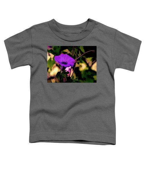 Good Morning Glory Toddler T-Shirt