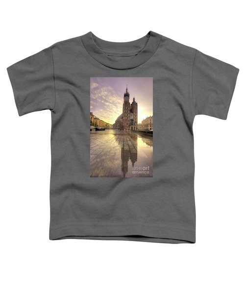 Gothic Church Toddler T-Shirt