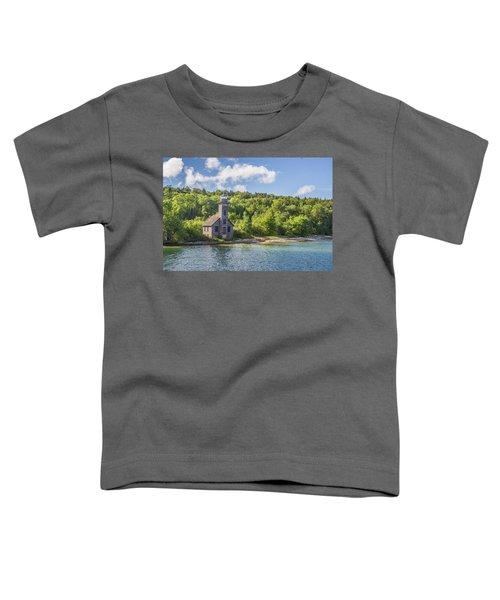 Grand Island East Channel Lighthouse Toddler T-Shirt
