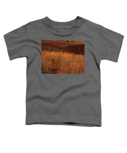 Grasses And Sugarcane, Trinidad Toddler T-Shirt