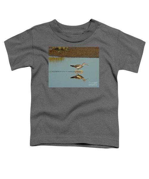 Greater Yellowlegs  Toddler T-Shirt