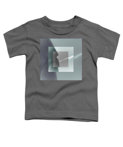 Green Gehry Toddler T-Shirt