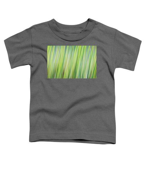 Green Grasses Toddler T-Shirt