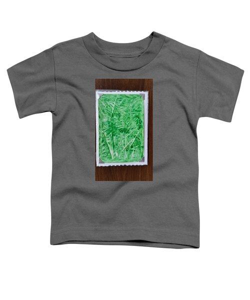 Green Jungle Toddler T-Shirt
