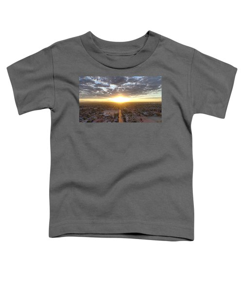 Guadalupe Sunset Toddler T-Shirt
