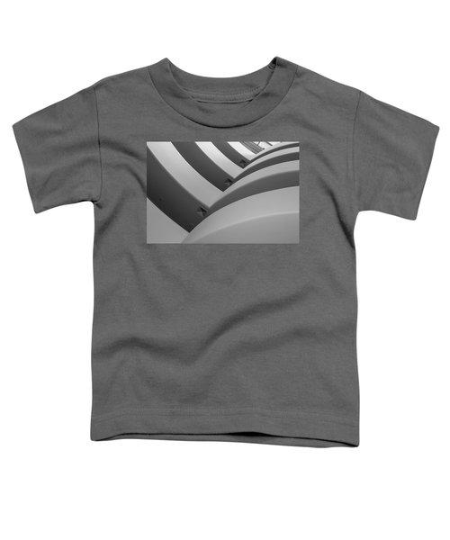 Guggenheim_museum Toddler T-Shirt