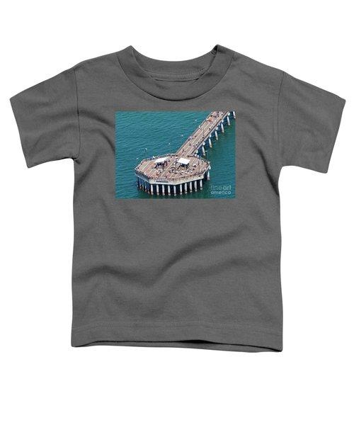 Gulf State Park Pier 7467 Toddler T-Shirt