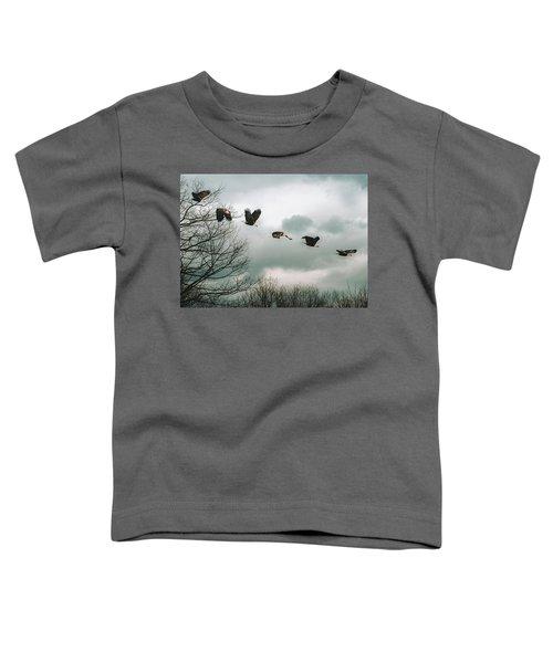Half Second Of Flight Toddler T-Shirt