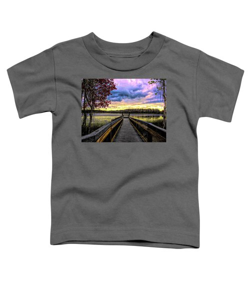 Hammond Lake Toddler T-Shirt