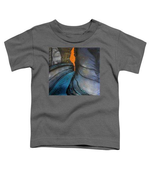 Hancock Gorge Toddler T-Shirt