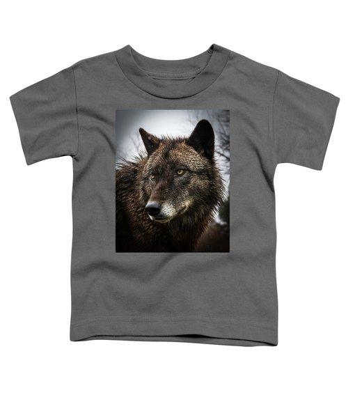 Handsome Boy Toddler T-Shirt