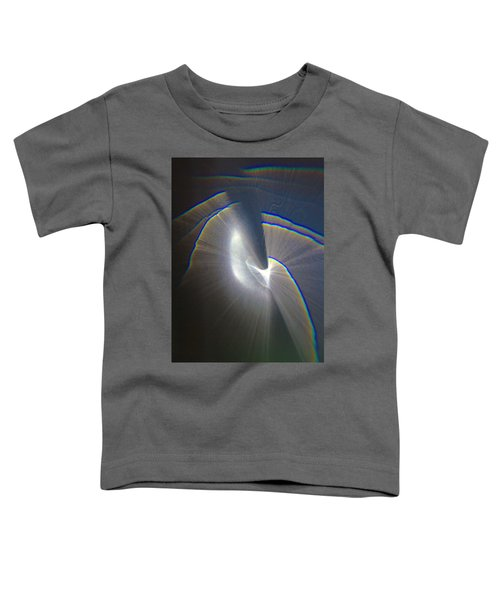 Happy Accident 1 Grey Toddler T-Shirt